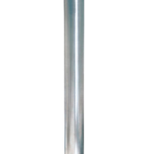"""3"""" Stainless Steel Bollard to be set in concrete"""